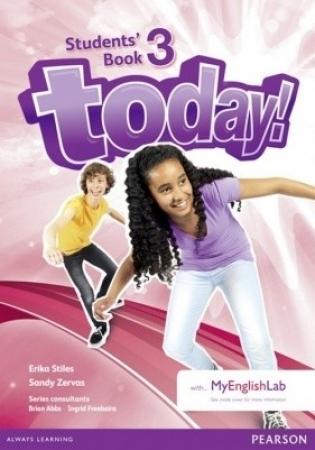 Tweens 3 e 4: Today! 3 - Students Book + Workbook