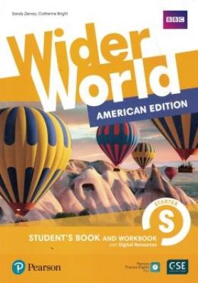 Wider World (American) Starter Student + Workbook + Online