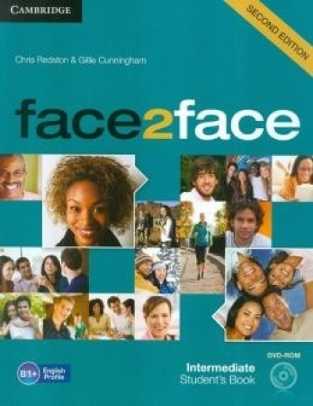 Young Adults 3 e 4: Face2Face Intermediate - SB+WB