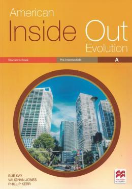 Am.Inside Out Evolution Pack W/Wb-Pre-Int-A (W/Key)  - Mundo Livraria
