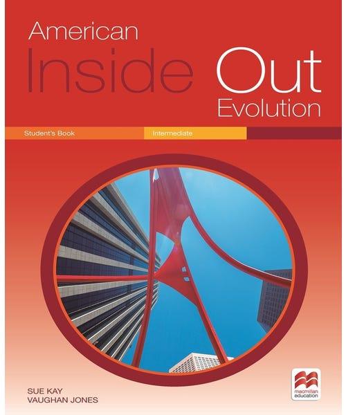 American Inside Out  Ev. Sb Intermediate  - Mundo Livraria