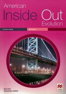 American Inside Out Evolution Elementary - Students Pack With Workbook - With Key  - Mundo Livraria