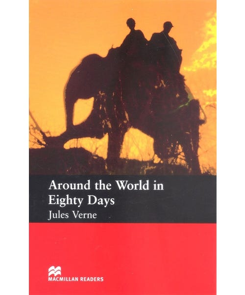 Around The World In Eighty Days  - Mundo Livraria
