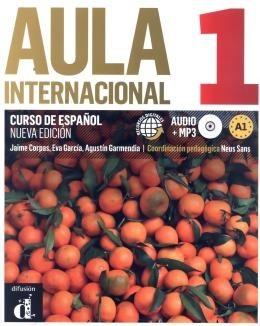 Aula Internacional 1 - Libro Del Alumno Con Cd Audio - Nueva Edición  - Mundo Livraria