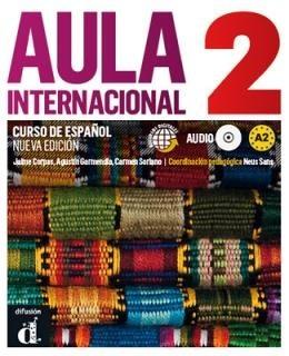 Aula Internacional 2 - Libro Del Alumno Con Cd Audio - Nueva Edición  - Mundo Livraria
