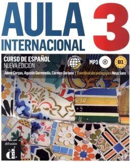 Aula Internacional 3 - Libro Del Alumno Con Cd Audio - Nueva Edición  - Mundo Livraria