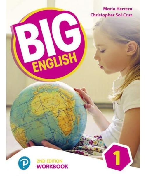 Big English 1 - Activity Book 2ndAme  - Mundo Livraria