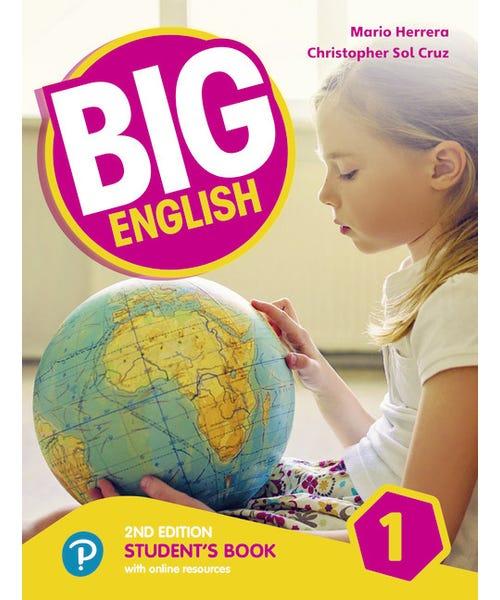 Big English 1 - Students Book 2ndAme  - Mundo Livraria