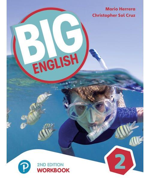 Big English 2 - Activity Book 2ndAme  - Mundo Livraria