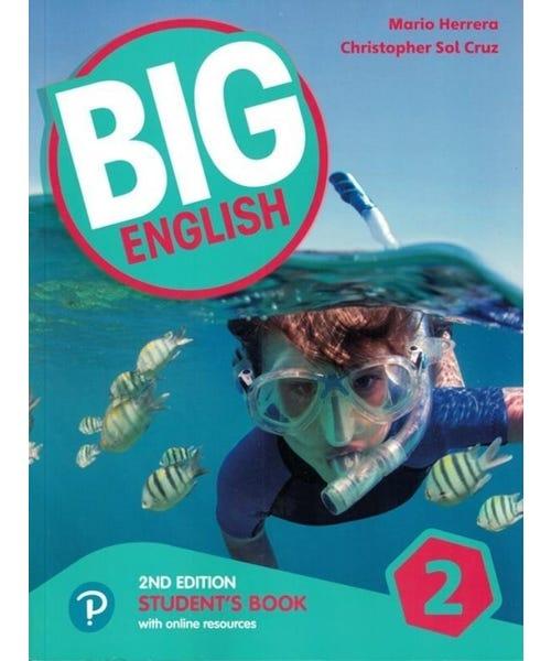 Big English 2 - Students Book 2ndAme  - Mundo Livraria