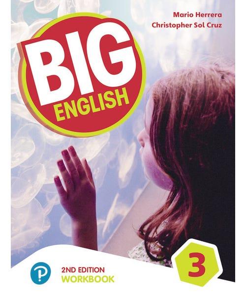 Big English 3 - Activity Book 2ndAme  - Mundo Livraria