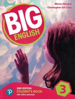 Big English 3 - Students Book 2ndAme  - Mundo Livraria