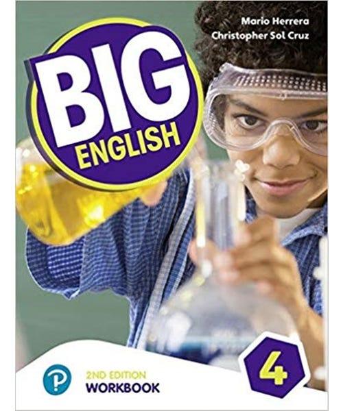 Big English 4 - Activity Book 2ndAme  - Mundo Livraria