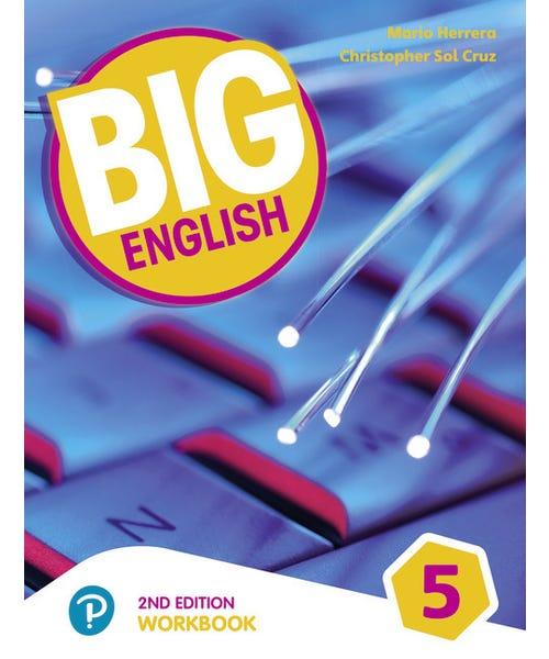 Big English 5 - Activity Book 2ndAme  - Mundo Livraria