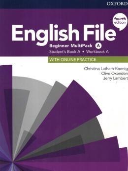 English File Beginner A - Sb/Wb Multipack - 4th Ed.  - Mundo Livraria