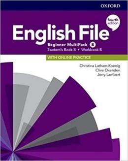 English File Beginner B - Sb/Wb Multipack - 4th Ed.  - Mundo Livraria
