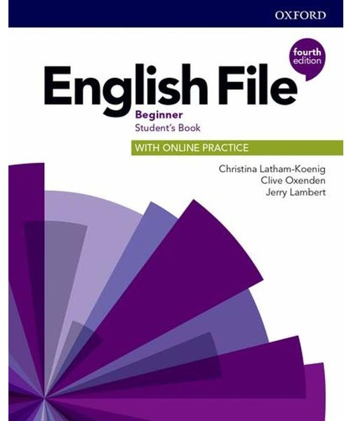 English File Beginner Sb W Online Practice 4Ed  - Mundo Livraria