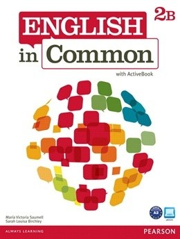 English In Common 2B - Student Book With Workbook And Activebook  - Mundo Livraria
