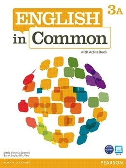 English In Common 3A - Student Book With Workbook And Activebook  - Mundo Livraria
