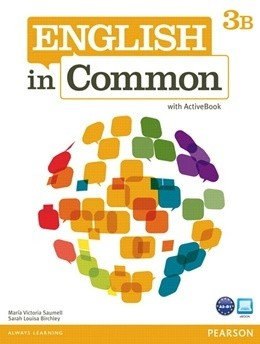 English In Common 3B - Student Book With Workbook And Activebook  - Mundo Livraria