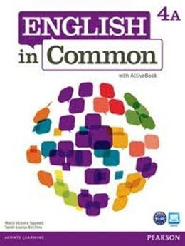 English In Common 4A - Student Book With Workbook And Activebook  - Mundo Livraria