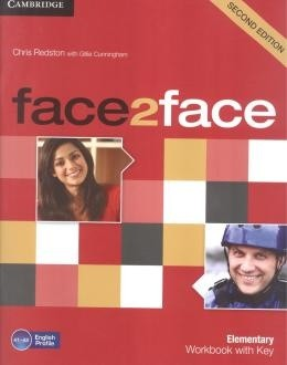 Face2face Elementary - Workbook With Key - 2nd Ed  - Mundo Livraria