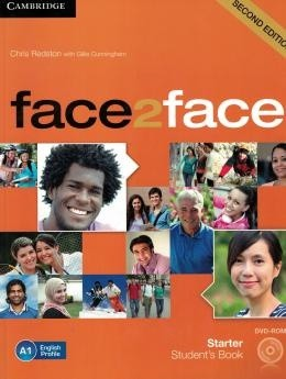 Face2face Starter - Students Book With Dvd-Rom - 2nd Ed  - Mundo Livraria