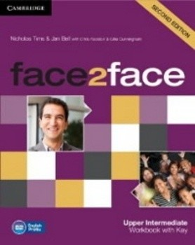 Face2face Upper Intermediate -Workbook With Key - 2nd Ed  - Mundo Livraria