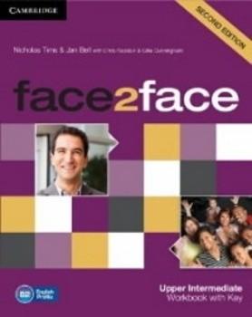 Face2face Upper Intermediate -Workbook With Key - 2nd Ed  - Mundo Livraria