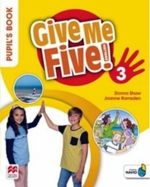Give Me Five! Pupil