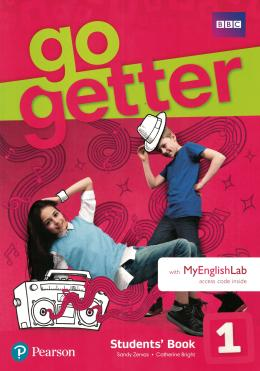 Go Getter 1 Students Book W/MyEnglishLab  - Mundo Livraria