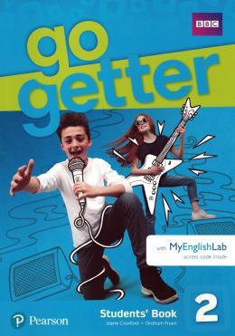 Go Getter 2 Students Book W/MyEnglishLab  - Mundo Livraria