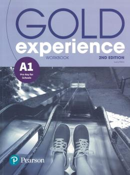 Gold Experience (2Nd) A1 Workbook  - Mundo Livraria
