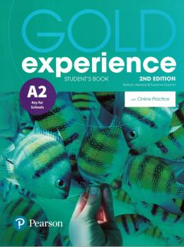 Gold Experience (2Nd) A2 Student Book + Online  - Mundo Livraria