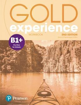 Gold Experience (2Nd) B1+ Workbook  - Mundo Livraria