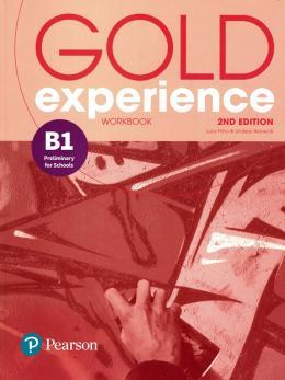 Gold Experience (2Nd) B1 Workbook  - Mundo Livraria