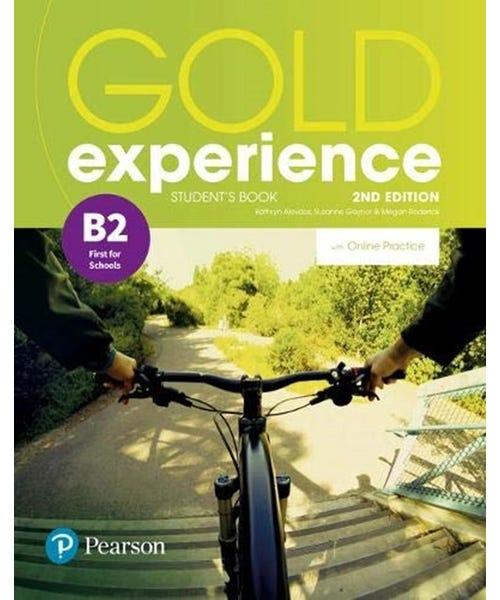 Gold Experience (2Nd) B2 Student Book + Online  - Mundo Livraria
