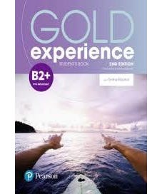 Gold Experience (2Nd) B2+ Student Book + Online  - Mundo Livraria
