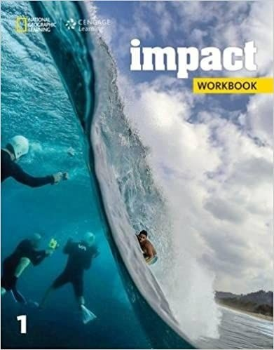 Impact - Ame - 1 - Workbook  - Mundo Livraria