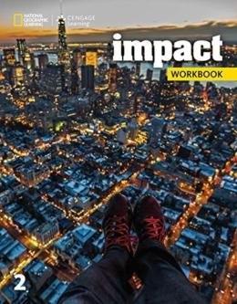 Impact - Ame - 2 - Workbook  - Mundo Livraria