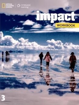 Impact - Ame - 3 - Workbook  - Mundo Livraria