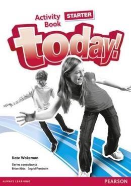 Junior 2 - Today Starter Students Book + Workbook  - Mundo Livraria