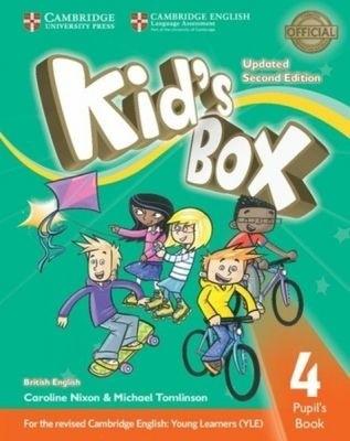 Kids Box 4 PB Updated 2ed  - Mundo Livraria