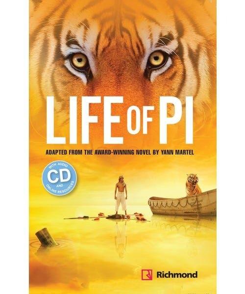 Life Of Pi  - Mundo Livraria