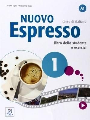 Nuovo Espresso 1 - Libro Dello Studente E Esercizi  - Mundo Livraria