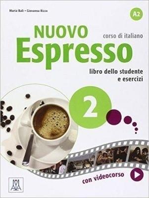 Nuovo Espresso 2 - Libro Dello Studente E Esercizi  - Mundo Livraria