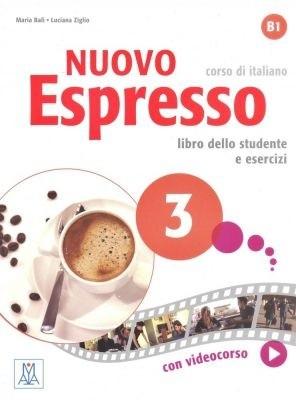 Nuovo Espresso 3 - Libro Dello Studente E Esercizi  - Mundo Livraria