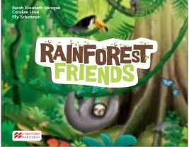 Rainforest Friends  - Mundo Livraria