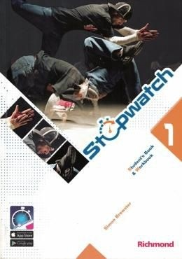Stopwatch 1 - Student?s book and workbook  - Mundo Livraria