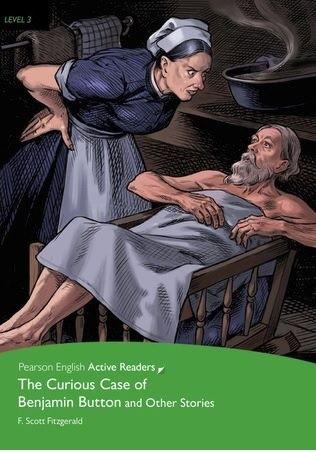 The Curious Case Of Benjamin Button - Coleção: Pearson English Active Readers  - Mundo Livraria